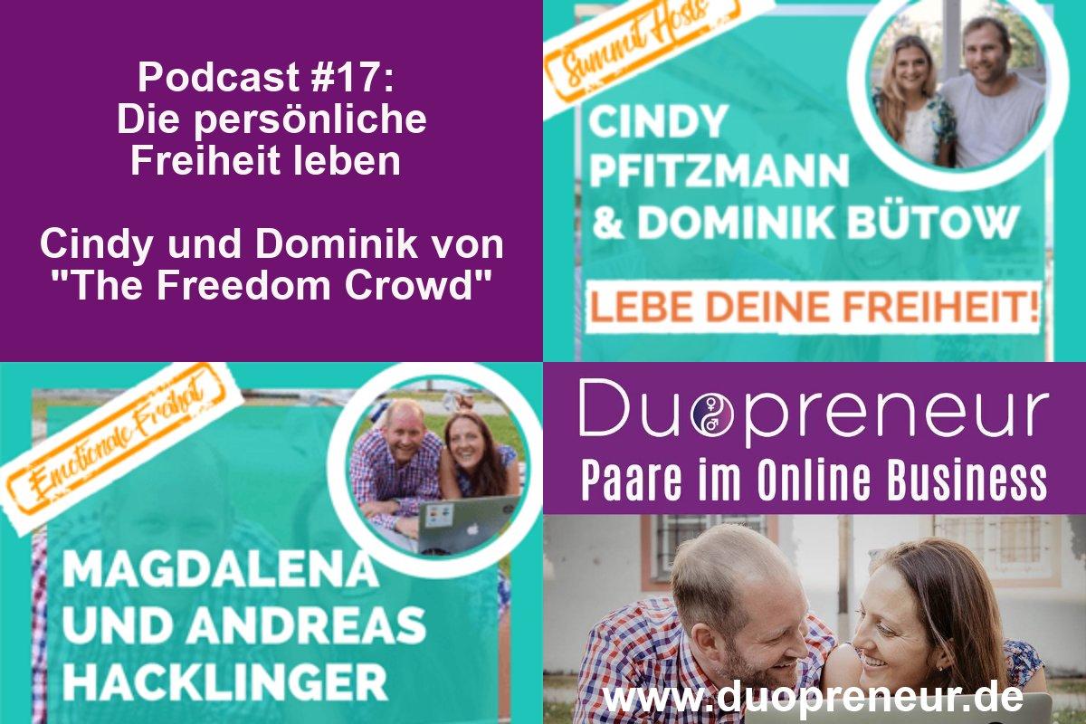 Folge 17 Cindy und Dominik