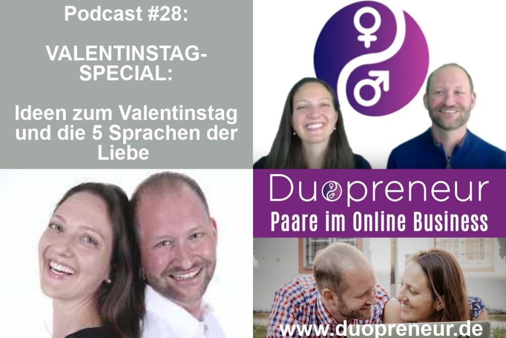Valentinstags-Special: Ideen zum Valentinstag und die 5 Sprachen der Liebe
