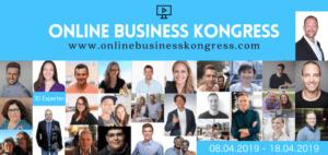 Alles über den Online Business Kongress