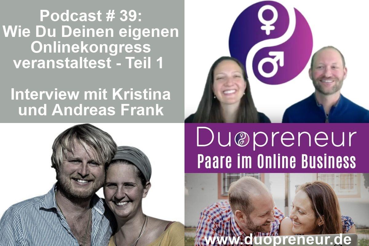 Onlinekongress veranstalten