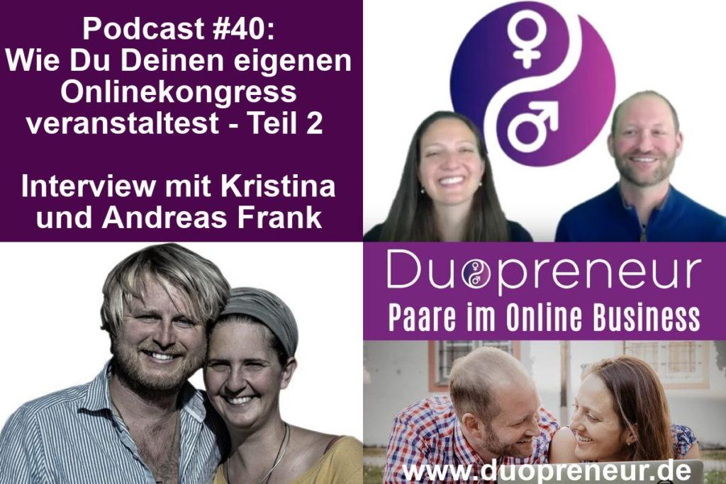 Onlinekongress veranstalten-Interview