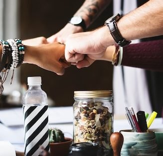 Zusammenwirken Duopreneur