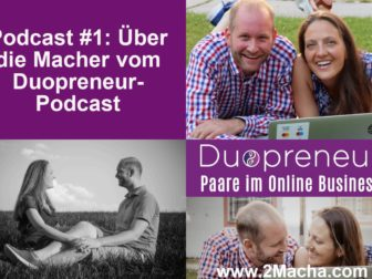 #1 Podcast Duopreneur-2Macha
