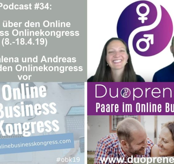 Alles über den Online Business Kongress